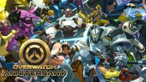 Overwatch Anniversary Event is Now Live