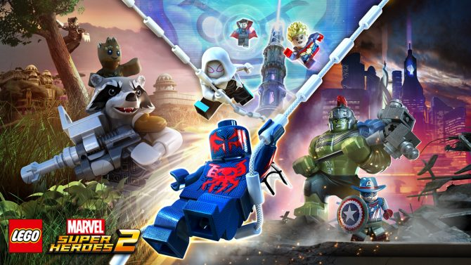 Lego Marvel Super Heroes 2 Interview: 'It's Going To Be A Huge ...