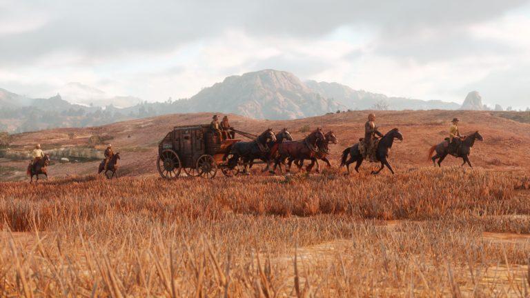 انتظار Take-Two از فروش Red Dead Redemption 2 + در دست ساخت بودن چند بازی AAA