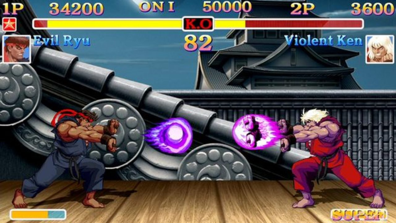 Ultra Street Fighter Ii The Final Challengers Review Super Finish