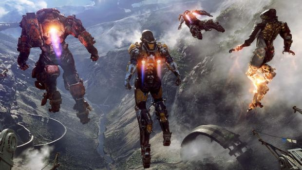 Anthem Dev Answers Questions About Weapons And Clans
