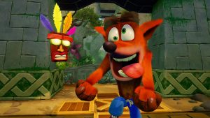 Crash Bandicoot N. Sane Trilogy Graphics Comparison- PS4 Pro vs Original