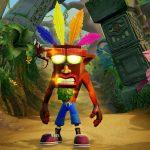UK Charts: Crash Bandicoot N. Sane Trilogy on Top Yet Again