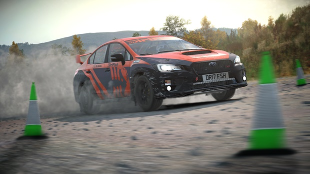 DiRT 4 Graphics Comparison – PS4 Pro vs  PC Maxed Out