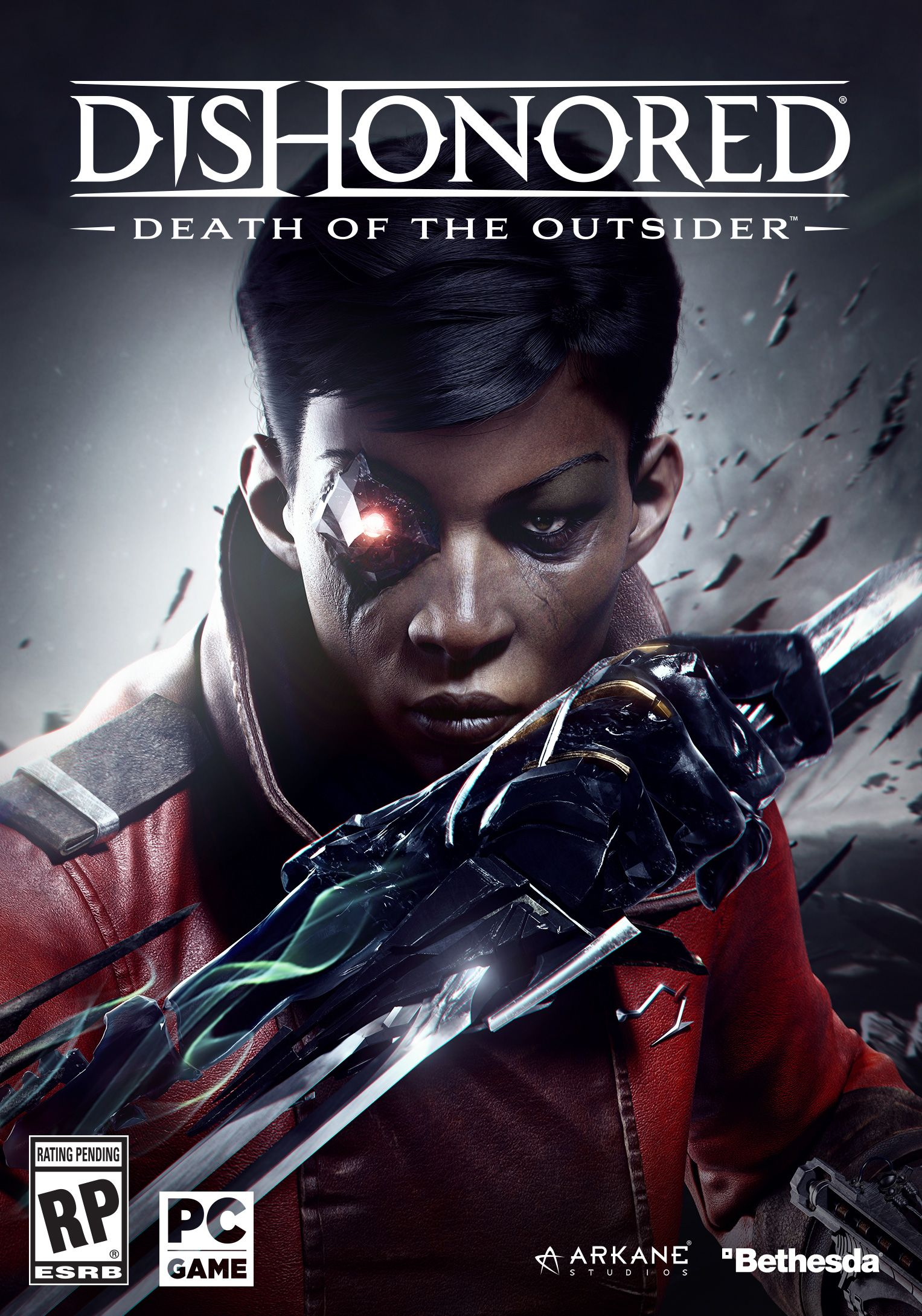 Image - The Outsider, full body.png | Dishonored Wiki ... |The Outsider Dishonored