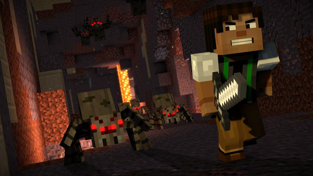 Minecraft Story Mode Season 2 Episode 1 Releasing On July 11th