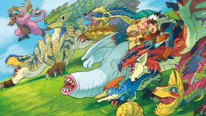 Monster Hunter Stories Releasing in Europe on September 8th