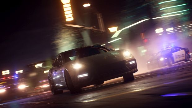 Need for Speed: Payback speeds to PC, consoles in November
