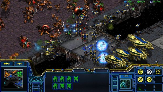 StarCraft: Remastered Is Out Now