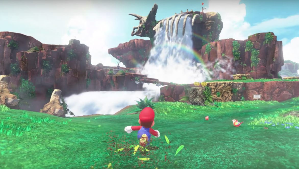 Super Mario Odyssey Doesn't Have A Game Over Screen