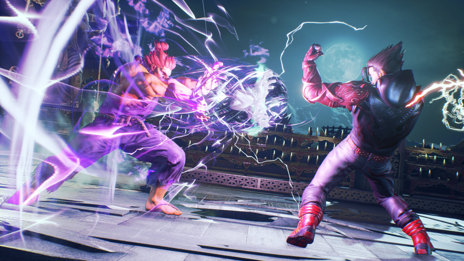 Tekken Bowl Is Making its Triumphant Return as Tekken 7's First DLC
