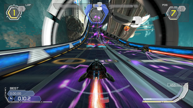 Wipeout Omega Collection Review – Alpha and Omega