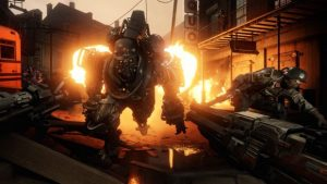 Wolfenstein 2: The New Colossus Cast Have Their Own Proper Character Arcs