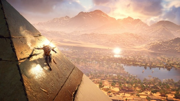 Assassin's Creed: Origins is single-player only