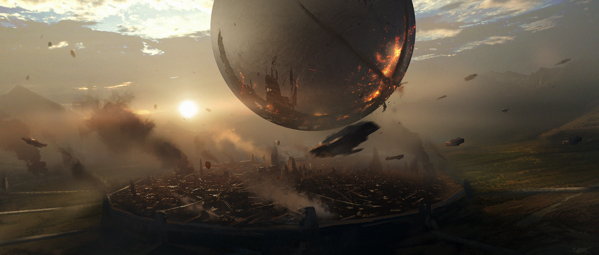 Destiny 2 Pc Wallpaper: Destiny 2: Check Out This Amazing Concept Art Ahead Of The