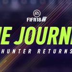 FIFA 18 The Journey Mode Sees Alex Hunter Return