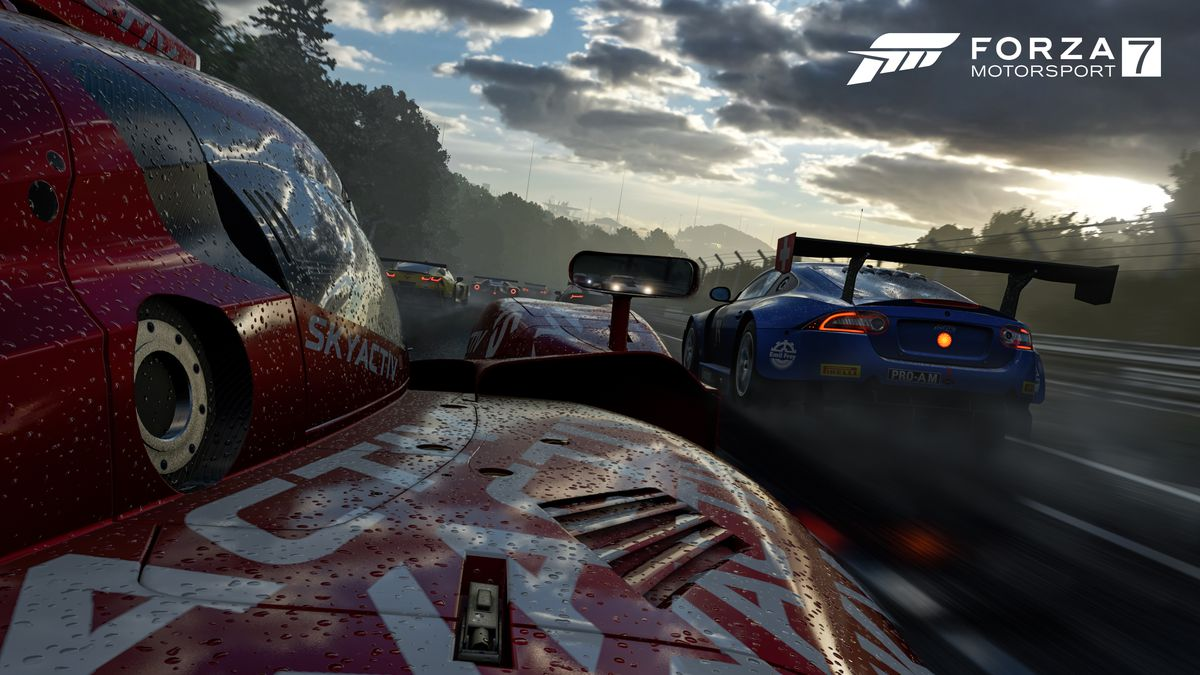 Forza Motorsport 7 Won\'t Have Any Toyota Production Cars
