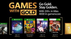 Xbox Live Games With Gold For July Include Kane and Lynch 2 and Grow Up