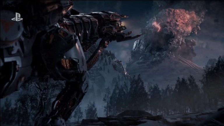 آیا DLC نخست عنوان Horizon: Zero Dawn مربوط به پارک ملی یلواستون است؟
