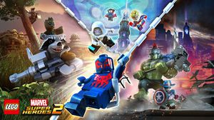 LEGO Marvel Super Heroes 2 Review – The Ultimate Marvel Theme Park