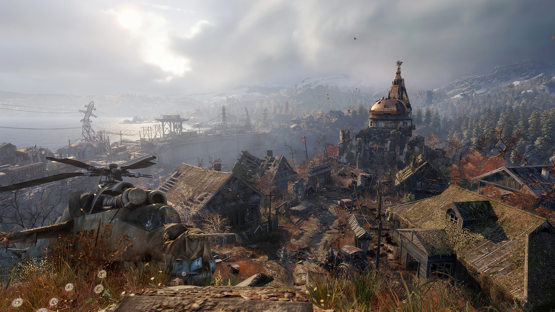 & Metro Exodus Will Have Physics Based Rendering and Revamped Lighting