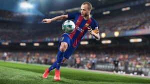 Pro Evolution Soccer 2018 Gamescom Trailer Details Gameplay Features