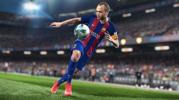 PES 2018 Dev: Xbox One Version Will Reach 1080p/60 FPS, Switch