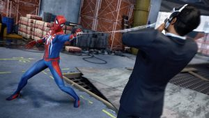 "Spider-Man PS4 Features ""Great Cast"" With ""Lot of Classic Villains"""