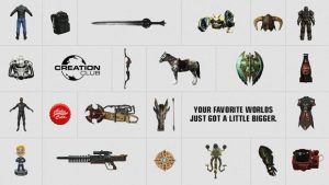 Bethesda's Creation Club: Demand, Supply and Why The Sky Isn't Falling