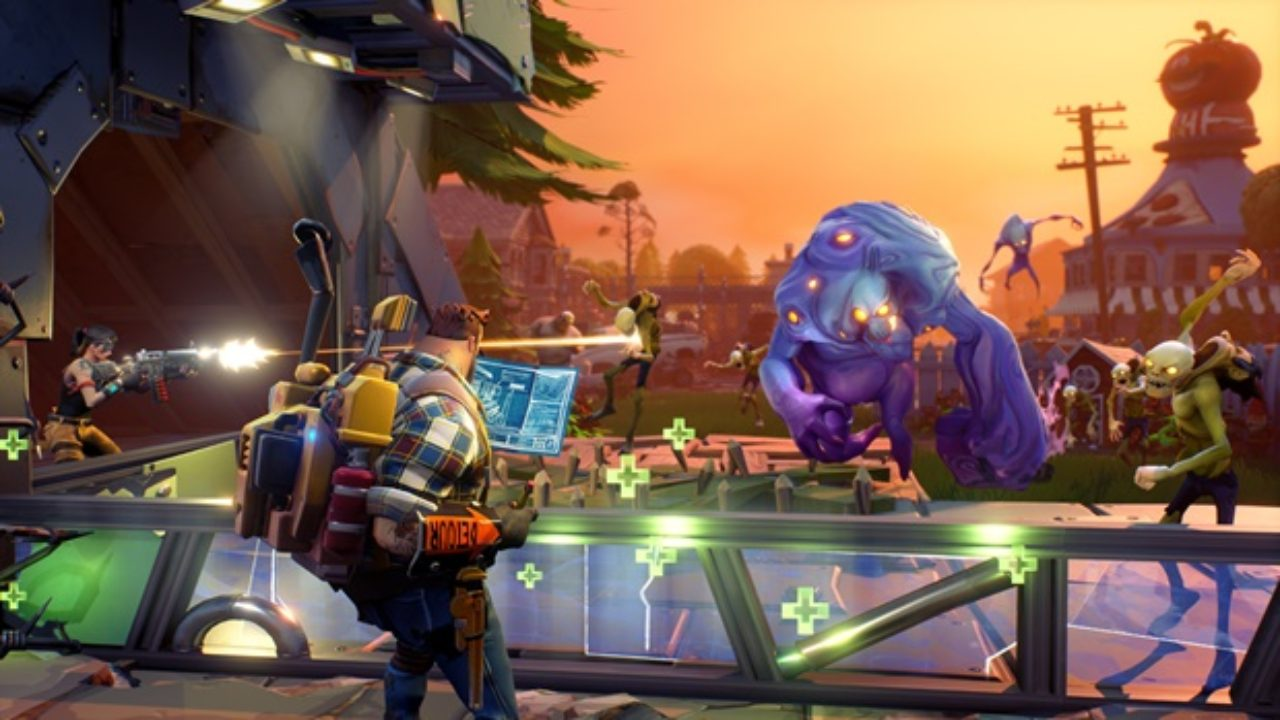 Fortnite Revive Sound Effect New Fortnite Battle Royale Patch Brings Ui And Physx Performance Improvements