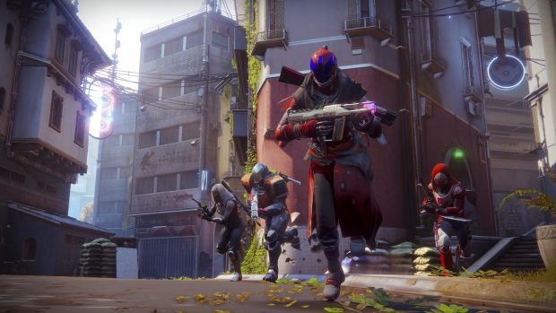 Destiny Crucible Design Lead Was Never Happy With PvP