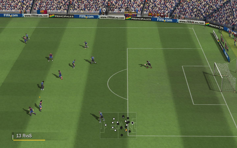 Fifa 08 (2007) pc скачать через торрент бесплатно.