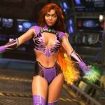 Injustice 2's Starfire Arrives on August 8th