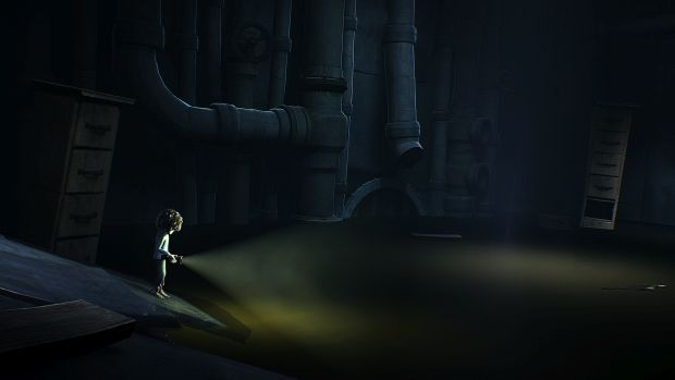 Little Nightmares The Depths