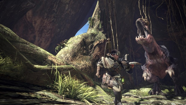 New Videos Reveal All Of Monster Hunter