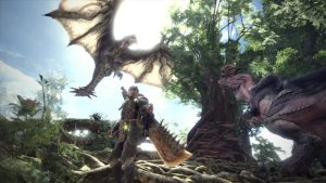 Monster Hunter World's Wildspire Waste Is Teeming With Life In New Trailer