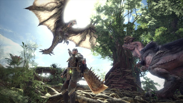 Monster Hunter World 14 Weapons Revealed In New Trailers