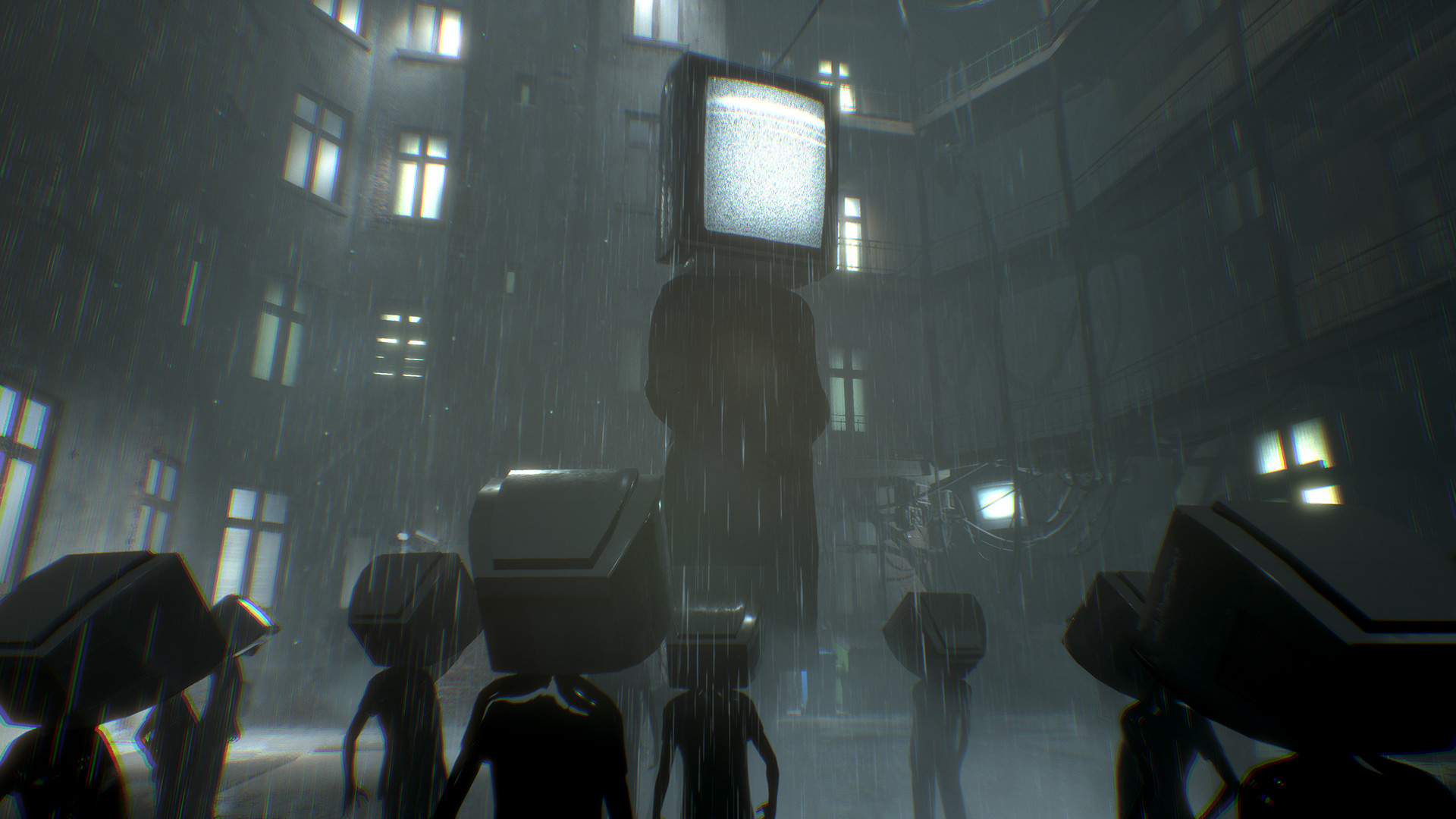 Layers Of Fear Dev S New Cyberpunk Horror Game Out On