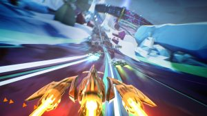 Redout Lightspeed Edition Interview: High Speeds, High Stakes