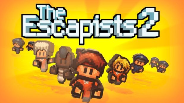 The Escapists 2 Out Next Month On PS4, Xbox One…