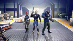 Agents of Mayhem: Yeti Class Guide, Mayhem Abilities, Core Upgrades, Gadgets And More