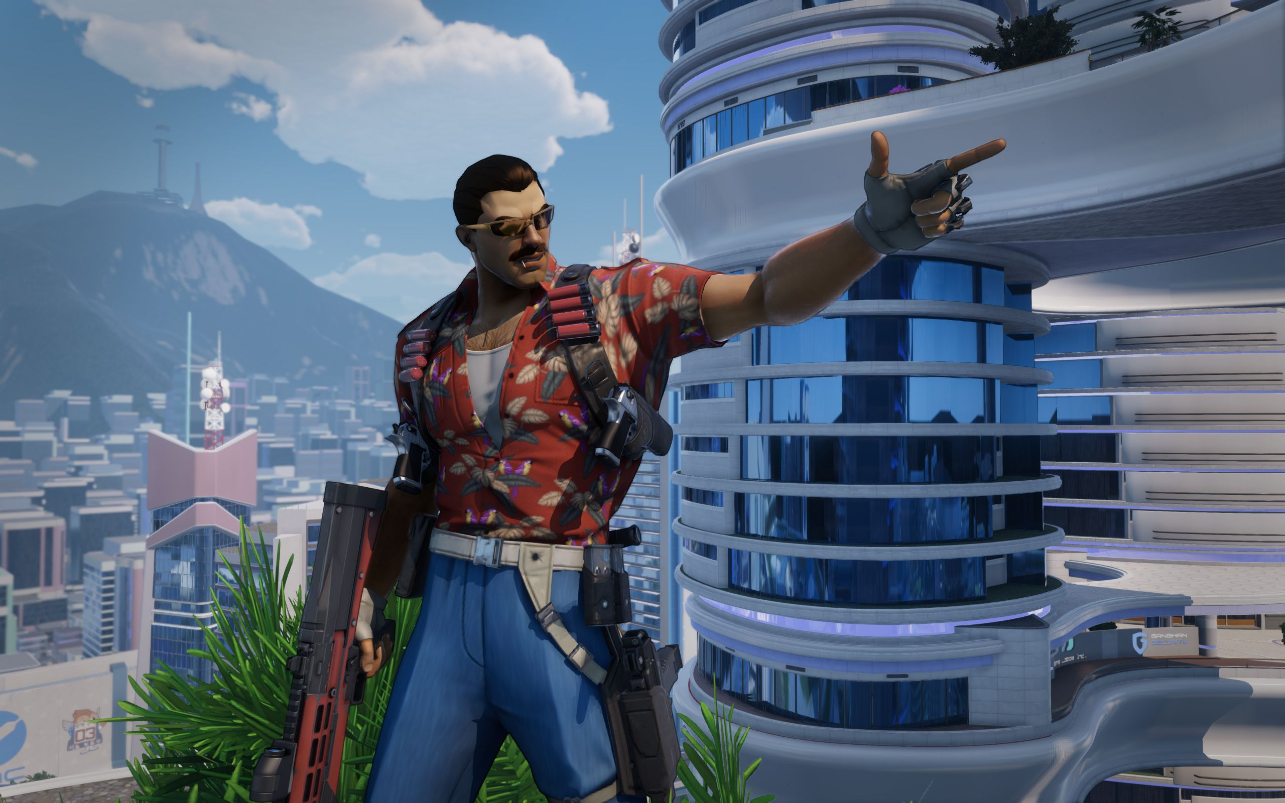 Agents of Mayhem Cheats: Unlimited Health, Money, Shield