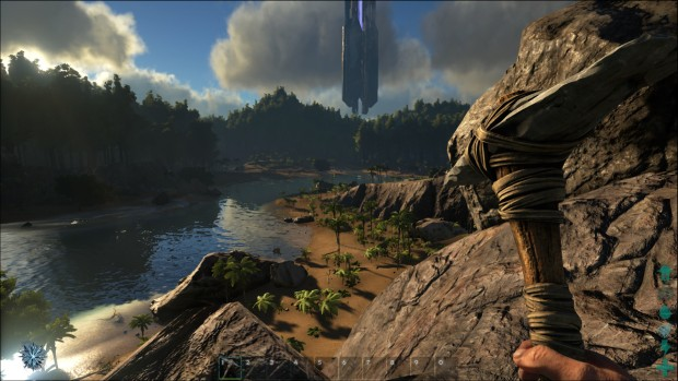 ARK: Survival Evolved Can Run At 1440p and 30FPS On Xbox One