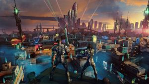 Crackdown 3 Voice Actor Silences Hater On Twitter