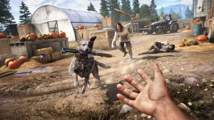 Far Cry 5 Gameplay Demo Features Alternate Routes, Fishing