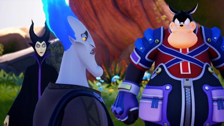 Kingdom Hearts 3 New Screenshots Show Off Toy Story World