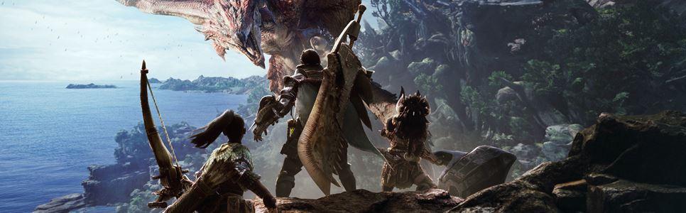 monster hunter world hack and slash