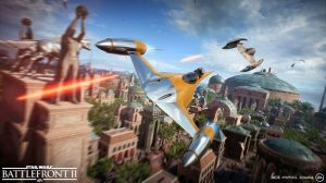 Star Wars Battlefront 2 Starfighter Assault Trailer, First Gameplay Video Debuts