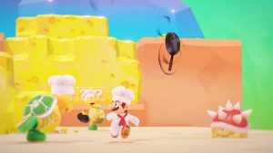 Super Mario Odyssey File Size on Nintendo Switch Revealed