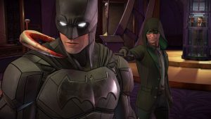 Batman: The Enemy Within: Episode 1 – The Enigma Walkthrough With Ending